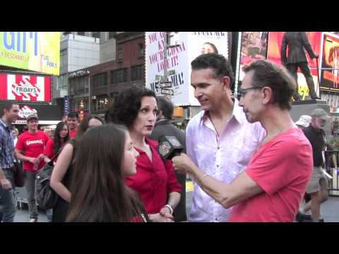 BROADWAY UNITES FOR 9/11 INTERVIEW WITH BEBE NEUWIRTH AND BRAIN STOKES MICHTELL