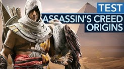 Assassin's Creed: Origins - Test / Review zum Ägypten-Epos (Gameplay)
