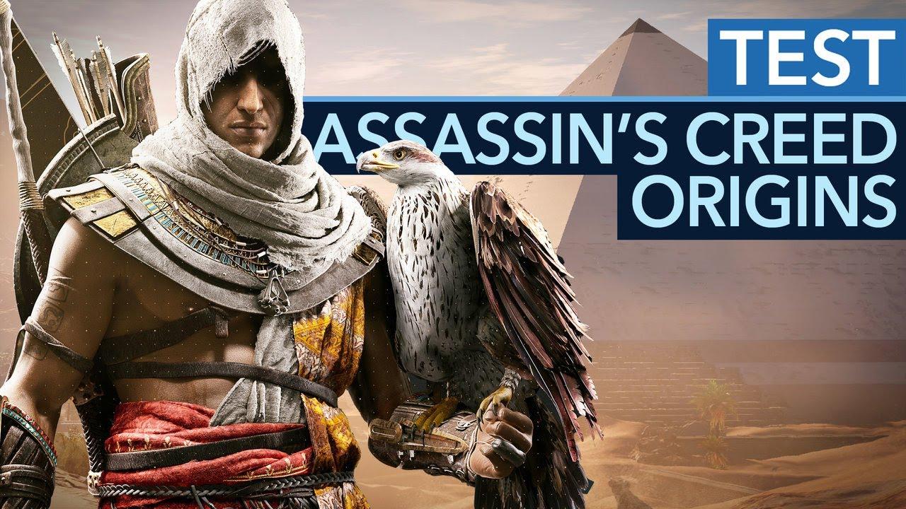 Assassin's Creed: Origins – Test / Review zum Ägypten-Epos (Gameplay)