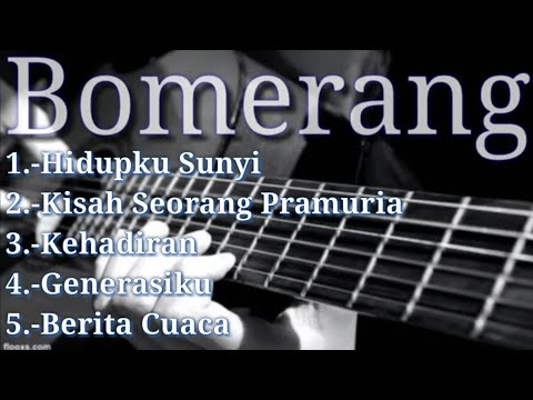 BOOMERANG - 5 Video Klip Pilihan,+Lirik (Official Music Video)