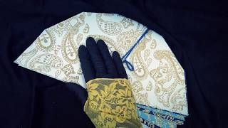 LATEX with LACE GLOVES  💋 Dutch Whisper  [[ASMR]]