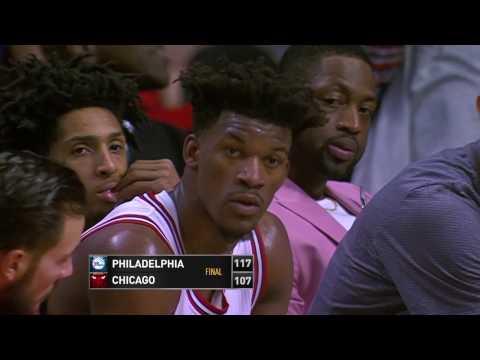 Philadelphia 76ers at Chicago Bulls- March 24, 2017