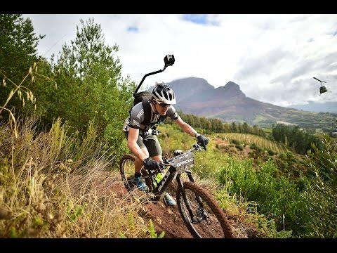 BULLS Project Zebra | Cape Epic Post Interview Stefan Sahm
