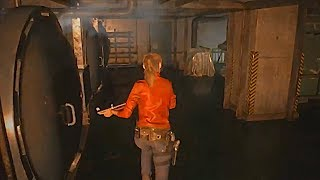 RESIDENT EVIL 2 REMAKE - NEW Gameplay Demo Claire Redfield (TGS 2018)