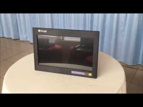 【ANNSO】15.6 inch Panel Mount Industrial Display Monitor