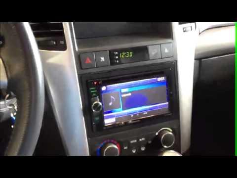 Instalaci 243 N En Chevrolet Captiva Doble Din Por