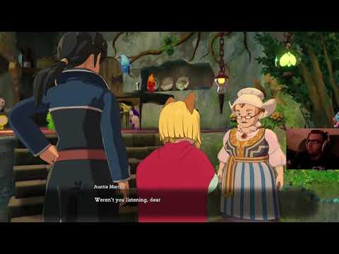 Ni No Kuni 2: Revenant Kingdom (Part 10) Sidequests and Sexy Library Grandma