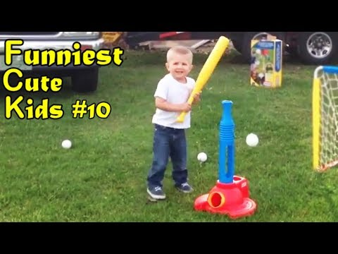 Thumbnail: Funny Cute Kids Compilation 2017 (Part 10) | Funniest Kids Bloopers