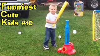Funny Cute Kids Compilation 2017 (Part 10) | Funniest Kids Bloopers
