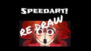 Core by: Kolin D. (Re draw) {Speedart}