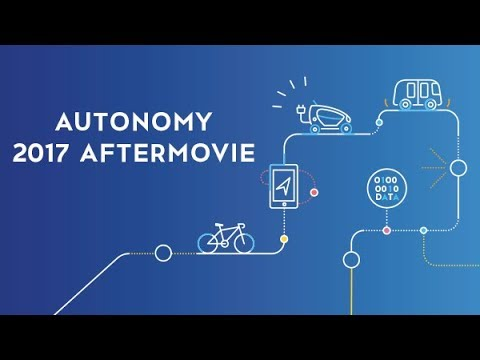 Autonomy 2017 - Aftermovie