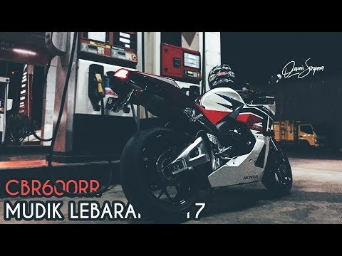CBR600RR   Berangkat Mudik Lebaran 2017 Bandung ke Tasikmalaya