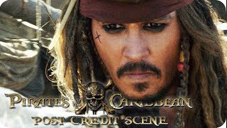 PIRATES OF THE CARIBBEAN 5: DEAD MEN TELL NO TALES Post Credit Scene Ending Explained