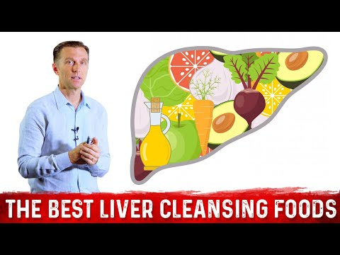 The Best Liver Cleansing Foods