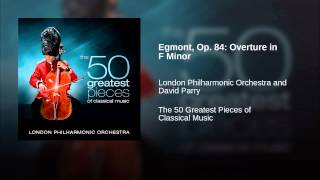 Egmont Op 84 Overture in F Minor