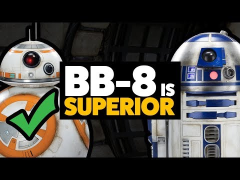 BB-8 is Superior