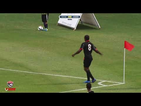Vieux Fort South  vs Canaries (Senior District Teams)