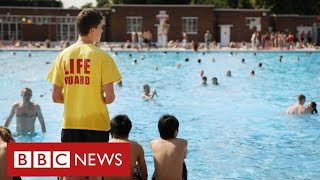 Gyms, pools and beauty salons to re-open in England - BBC News