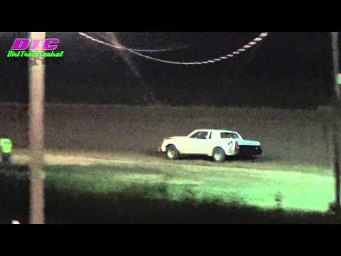 IMCA Hobby Stock A Feature Thomas County Speedway 9-4-15