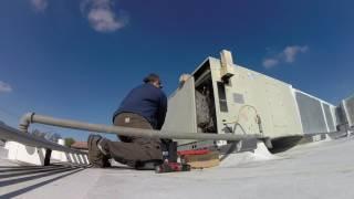 Работа в США - один день техника по ремонту бытовой техники в США - One Day of Tech