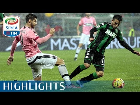 Sassuolo - Juventus 1-0 - Highlights - Matchday 10 - Serie A TIM 2015/16