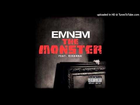 Eminem - The Monster Featuring Rihanna