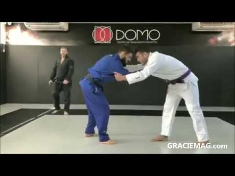 Aprenda uma raspagem da one leg X com Matheus Menezes, do CT DOMO