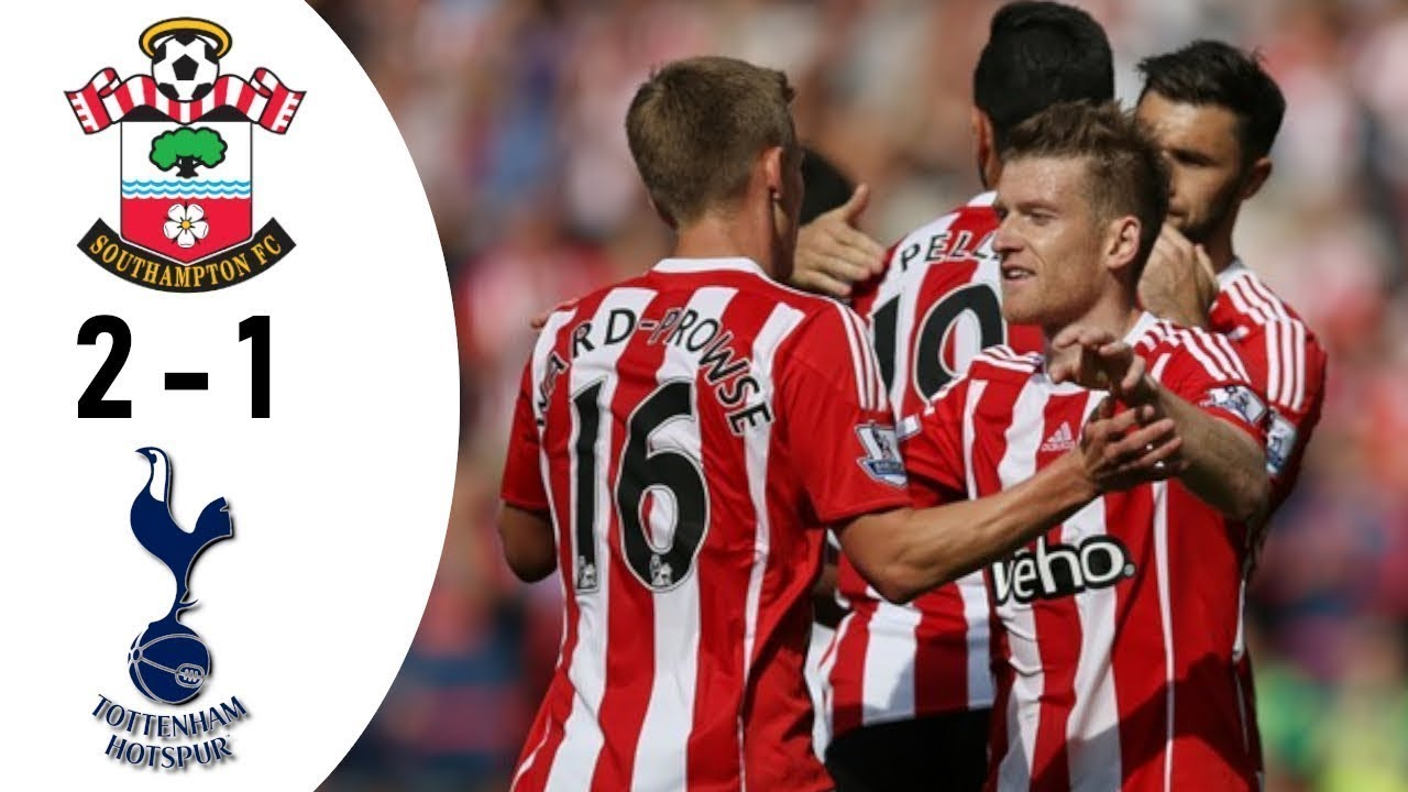 Download Southampton vs Tottenham 2-1 All Goals & Full Etended Highlights HD 9/3/2019