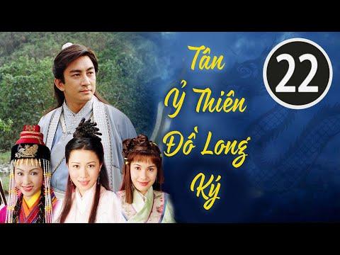 Tân Ỷ Thiên Đồ Long Ký 22/42 (tiếng Việt); DV chính: Ngô Khải Hoa, Lê Tư; TVB/2000