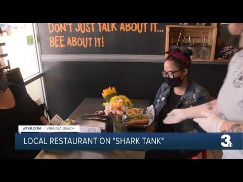 "Virginia Beach vegan restaurant featured on ""Shark Tank"""
