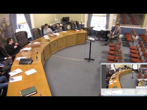 City of Plattsburgh, NY Meeting  5-14-19