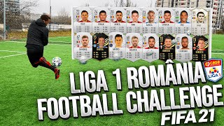 LIGA 1 ROMANIA FIFA 21 FOOTBALL CHALLENGE VS INVITAT SURPRIZA!!!
