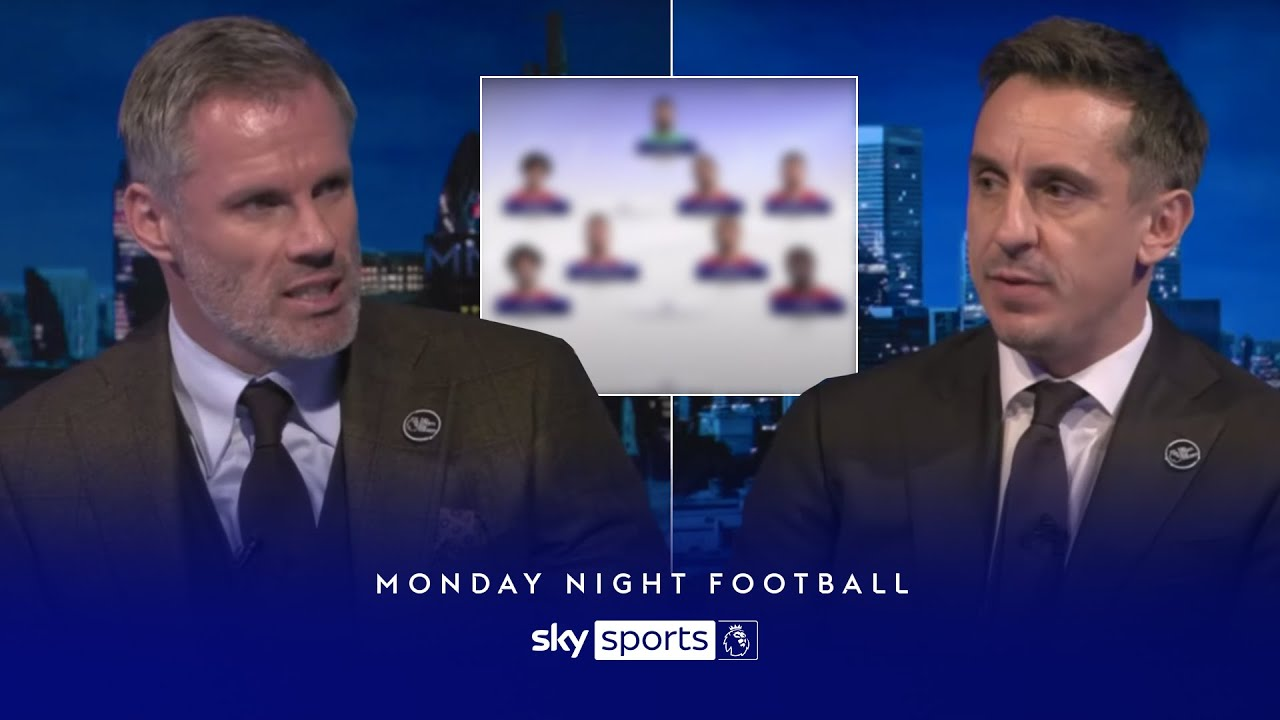 Download Jamie Carragher & Gary Neville pick their Man Utd vs Liverpool combined XI