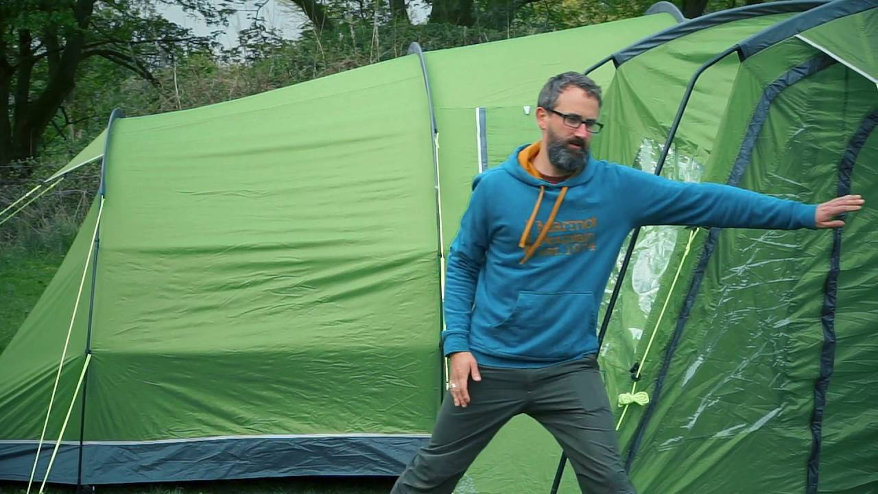 fccff0c7921 How to Fit A Porch To Your Tent - YouTube