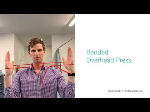 Late Stage Shoulder Stability Exercises after Subluxation