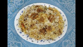 World Famous Hyderabadi Mutton Dum Biryani l How To Make Authentic Hyderabadi Mutton Dum Biryani