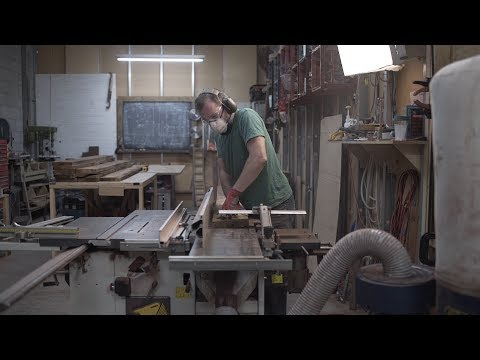 The Story Of A Furniture Maker