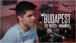 George Ezra - Budapest (Acoustic Cover by Tay Watts & Jake Coco) - Official Music Video