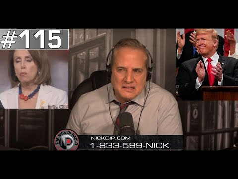 Pelosi Pouts while Trump Touts #115