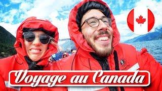 voyage au canada kemar et natoo