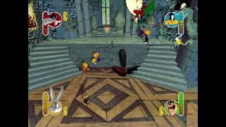 Loons: Fight For Fame (Level 1) - Daffy Duck