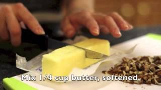 Easy Blueberry Custard Pie
