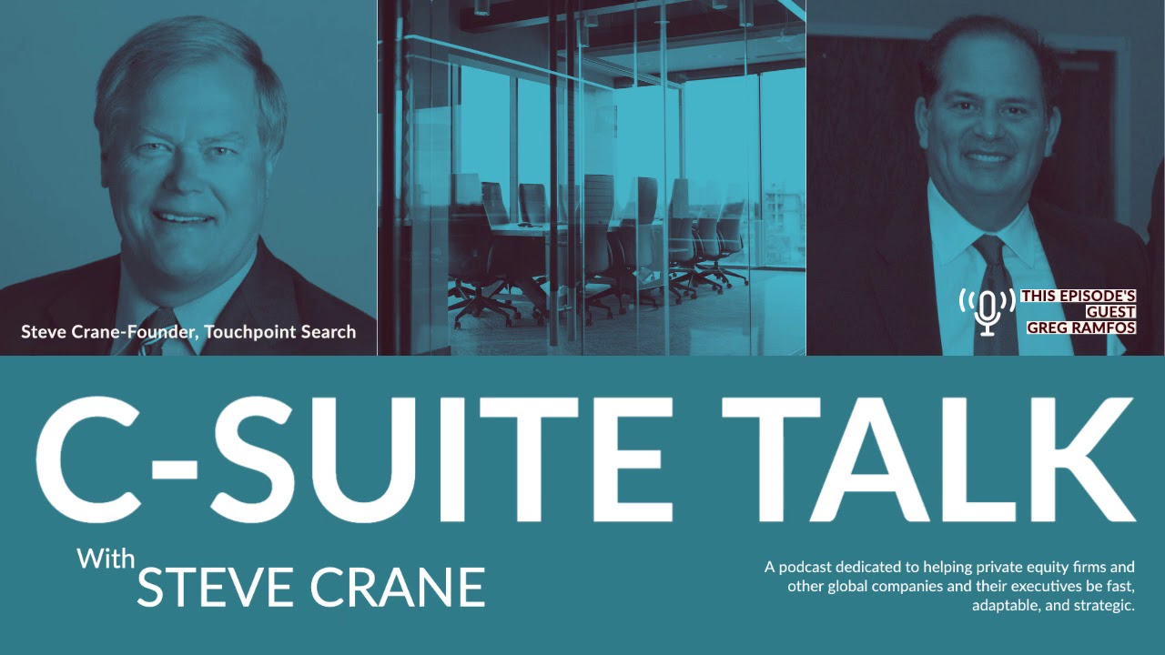 C-Suite Talk Podcast: Greg Ramfos