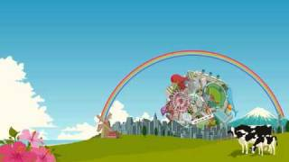 Top Ten Video Game Songs (#10) Katamari on the Rocks ~ Main Theme  - Katamari Damacy
