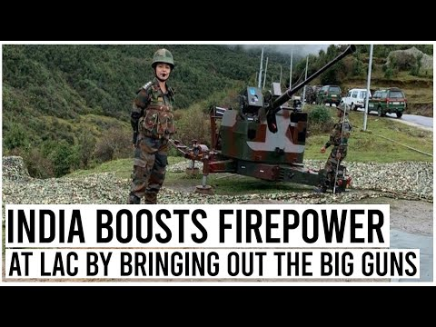 India Boosts Firepower at LAC by Bringing Out the Big Guns