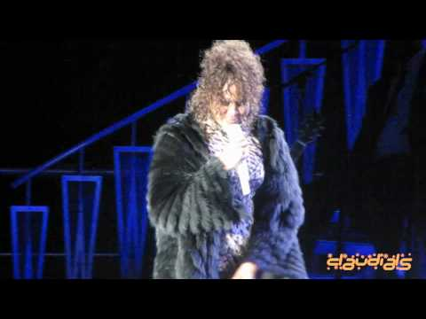 Whitney Houston LIVE Milano - A song for You