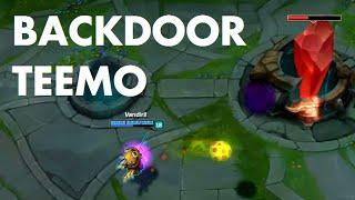 Teemo & Shen Backdoor