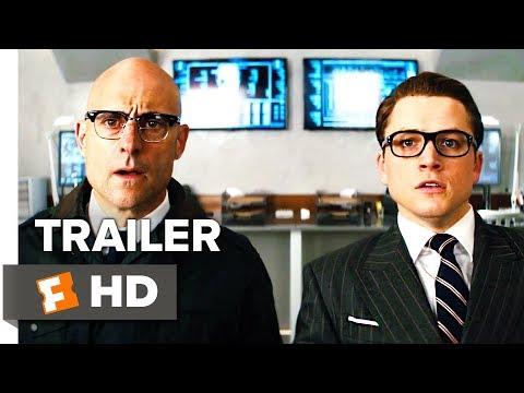 Kingsman The Golden Circle Movie Hd Trailer