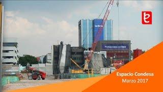 Espacio Condesa, Marzo 2017   www.edemx.com
