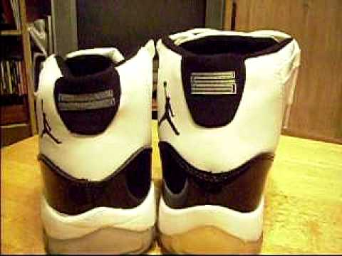 1d1f69ba14f Fake Air Jordan XI 11Concords Real Leather (High Quality)